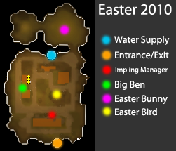 Bunny lair map