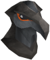 Construct of Justice helm chathead