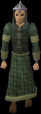 Druidic Mage Robes