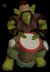 Goblin musician
