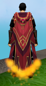 Hooded completionist cape (t) equipped
