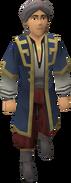 Mercenary leader