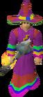 Mercenary mage old
