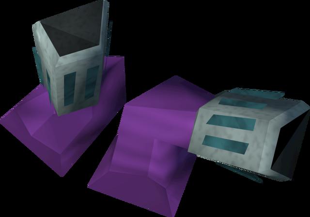 File:Pharaoh's sandals (purple, female) detail.png