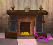 ScapeRune fireplace