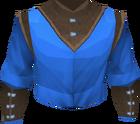Wizard robe top detail