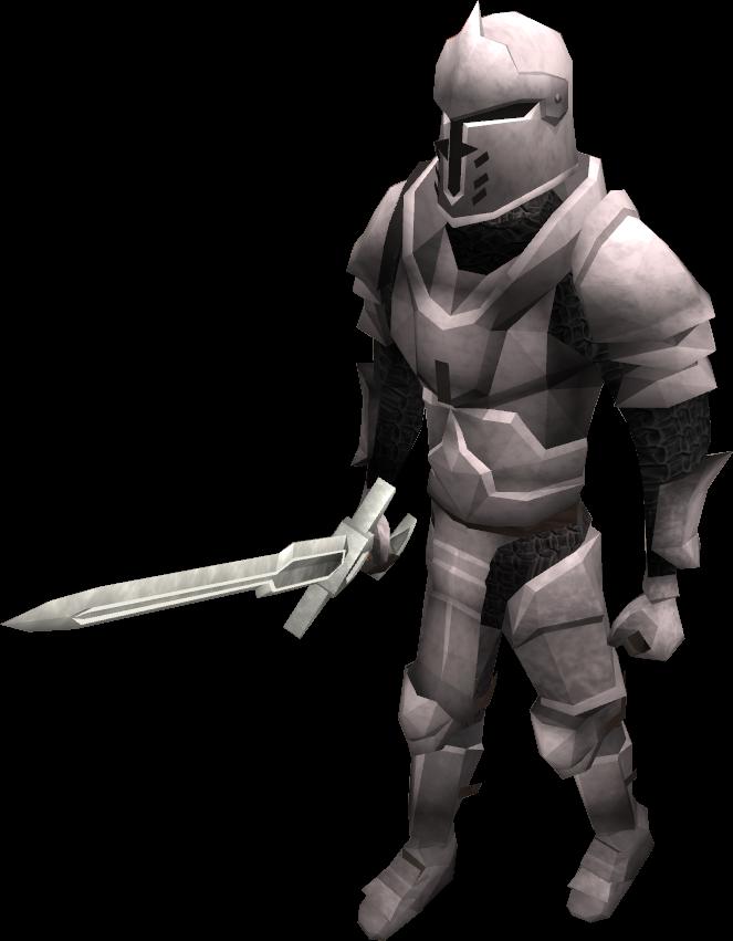 Animated Steel Armour Runescape Wiki Fandom Powered By Wikia