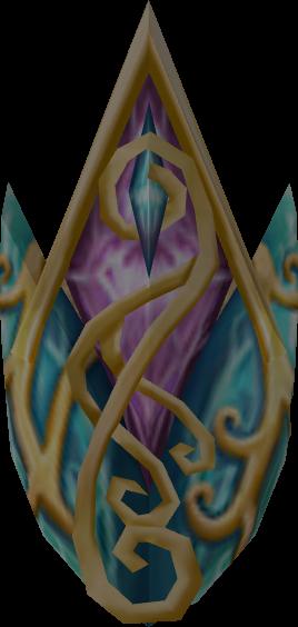 Attuned Crystal Deflector Runescape Wiki Fandom Powered By Wikia