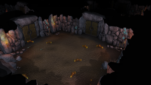 Barrows crypts