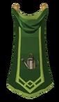 Capa de Mestre de Agricultura detalhe