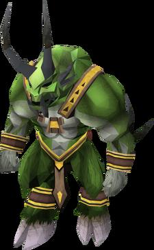 Demon executioner