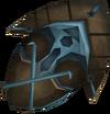 Exquisite shield detail