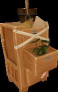 Filing cabinet (Meg's cases)