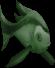 Green fish chathead