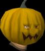 Jack lantern mask chathead