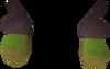 Moonclan gloves detail