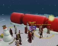Santa killing Snowverload