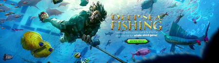 Deep Sea Fishing head banner