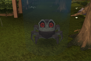 Evil creature revealed