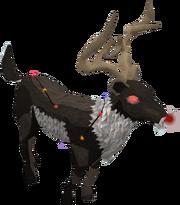 Evil reindeer