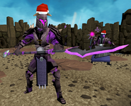 Guthan the Infested (shadow) (christmas)