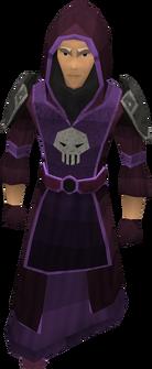 Necromancer dung