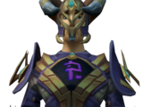 Occult gorajan trailblazer head