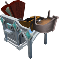 Robust glass machine (Prifddinas)