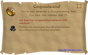 Total Level 2300