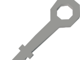 Bone key (Shilo Village)