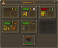 Grand Exchange collection box old1
