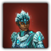 Iceheart armour icon (female)
