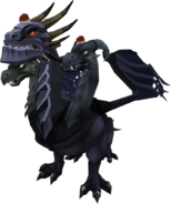 King Black Dragon (christmas)