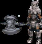 White Knight (Invasion of Falador) (female)