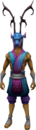 Acolyte of Seiryu outfit equipped