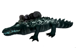 Akh crocodilo