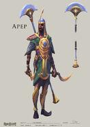 Apep concept art