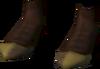 Astromancer boots detail