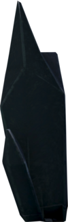 Black crystal (Temple of Aminishi)