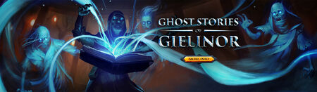 Ghost Stories of Gielinor head banner
