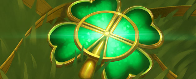 Lucky Clover necklaces update post header