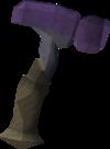 Off-hand novite warhammer detail