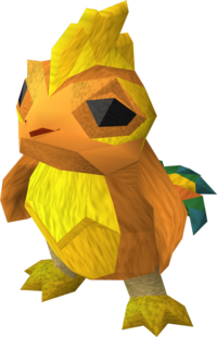 Phoenix eggling (cute) pet
