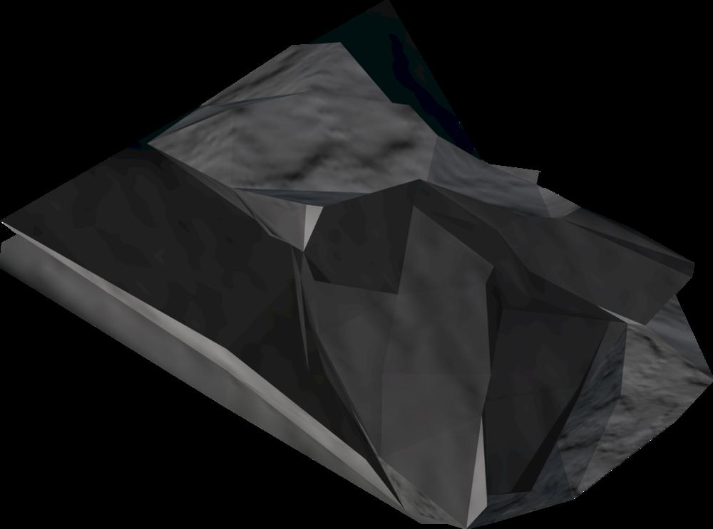 Strange rock (Mining) detail