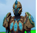 Tectonic armour