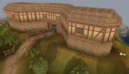 Tutorial Island (historical) house