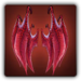 Zamorak wings icon