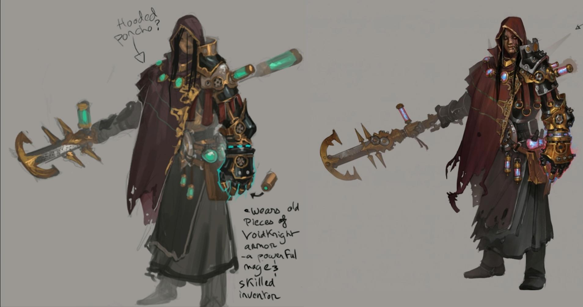 image anima witch concept art png runescape wiki fandom
