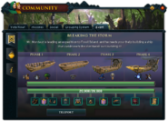 Community (Breaking the Storm) interface 1b