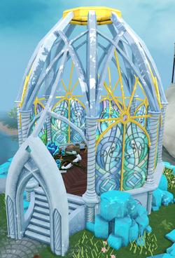 Meilyr Clan Store exterior